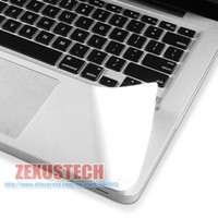 Wholesale 10pcs Guard For MacBook Air Pro Thin Film Shield Accessory For Apple Mac Book