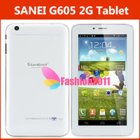Android Tablet Sanei G605 Dual Core 3G GPS WIFI Bluetooth 6....