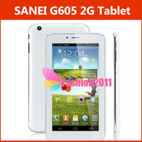 6. 5Inch Sanei G605 3G Dual Core Android 4. 1 Tablet PC Dual C...
