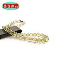 Cheap Pendant Necklaces Pendant Necklaces Best Natural crystal / semi-precious stones Citrine Necklaces & Pendants