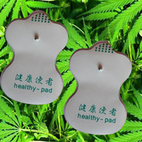 Wholesale Pieces Electrode Pads healthy pad For Backlight Tens Acupuncture Digital Therapy Machine Massager H103