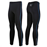 Wholesale New WOLFBIKE Mens Compression Tights Tight Base Layer Skins Sports Running Run Fitness Excercise Cycling Clothing Bicycle Bike Pants Gear