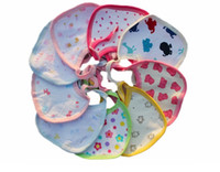 Wholesale cotton baby slings baby bibs baby Burp Cloths freeshipping dropshipping