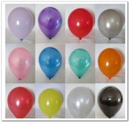 """Free Shipping-12"""" 2.8g latex balloons pearl balloons decorations for wedding, birthday, holiday, party,carnival, Valentine's Day"""