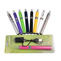 evod - MT3 EVOD Starter Kit BCC E Cig kits Electronic Cigarette Blister Package with EVOD battery mAh mAh mAh by DHL Free