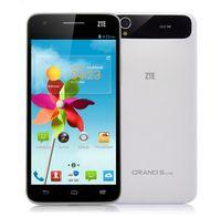 ZTE 5.0 Android SZDEVEC ZTE Grand S Lite Smartphone - 5 Inch FHD 1920x1080 Gorilla Glass Screen, Android 4.2 OS, MTK6589T Quad Core 1.5GHz CPU