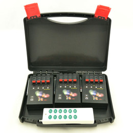 Wholesale HK POST AIR AMR04 Equipment m Fireworks firing system fireworks remote control