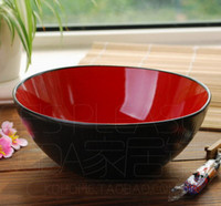 Ceramic Bowls Yellow Japanese style ramen bowl noodle bowl soup bowl bowlful ceramic bowl rice bowl