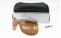 Or gros cadres lunettes en Ligne-Lunettes de soleil mode Hommes Femmes Lunettes de soleil de gros, concepteur de marque lunettes de soleil cadre doré lentille de brun