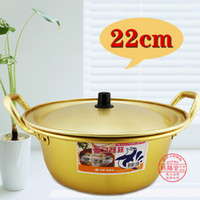 Ceramic ECO Friendly Soup & Stock Pots Ramen pot cooking pot aluminum pan soup pot instant noodles ramen bowl instant noodles pot 22cm