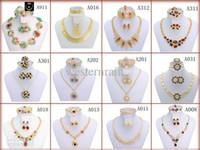 Cheap Bracelet,Earrings & Necklace Jewelry Best Celtic Gift 18K Jewelry Sets