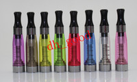 Electronic Cigarette Atomizer  No Wick CE5 Clearomizer Electronic Cigarettes atomizers 1.6ml 2.4ohm 8colors E cigarette Clearomizers Vaporizer Cartomizer for EGO kits