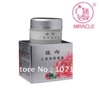 Wholesale EMS Triple action Miracle Eye Cream g Fade dark circles remove bags eye Moisturizing genuine