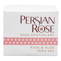 Face apothecary - Free Shippping Original Penrsian Rose Apothecary Rose and Aloe vera Gel ml