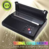 Wholesale N Thermal Hectograph Printer Tattoo Stencil Flash Copier Machine Maker Copier KIT