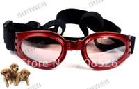 Wholesale 9PCS Fashion Dog Goggles UV Sunglasses Pet Protective Eyewear Freeshipping Dropshipping