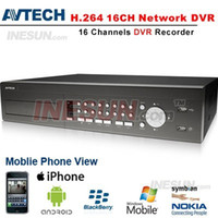 Wholesale AVTECH CH H Real Time Security CCTV Network DVR CH Video Loop Output Free cms software