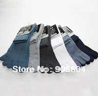 Wholesale Hot Selling High Quality Men s Knit Cotton Geta Tabi Fingers Five Toe Socks Stockings Hosiery Sports Socks for Women Men