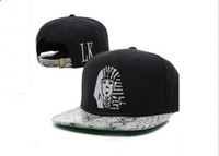 Wholesale Fashion Adjustable Hip hop Rap Cap Last Kings Tyga Snapback Hat Colors