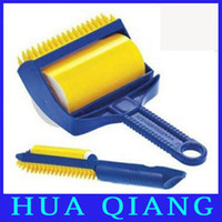 Wholesale 7880 Dust brush roller sticky dust rolling roll clothes everything MAO sticky dust collector new item