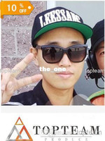 Wholesale Running man New autumn summer sport Gary Leessang baseball cap woolen hats for women men snapback