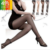 Wholesale Niuniu Store High quality Sally meters appearance core silk stockings panty hose