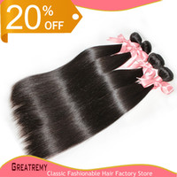 20% OFF!! Grade 5A 100% Brazilian Virgin Hair Silky Straight...