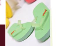 Flip Flops plastic slippers - Fashion Women Men Plastic Slipper Outdoor Noctilucence Casual Shoe Sandal