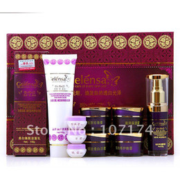 Wholesale EMS Gelensa Take care of every Skin Cell The White Gloss Cream Set in