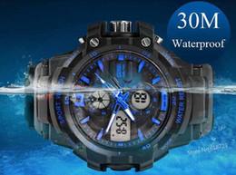 Wholesale Men Sports Watches Military Watch Army Man Multifunction Electronic Wristwatch Student Watch Skmei Brand M Waterproof Chronograph Hot Sale