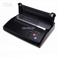 Wholesale Tattoo Thermal Stencil Transfer Paper Maker Copier Printer Machine Kits Sets USA warehouse WS D200