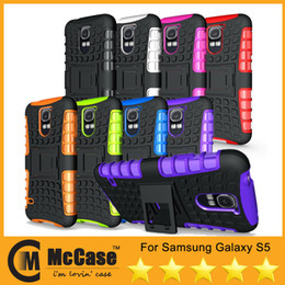 Wholesale Galaxy S6 Hybrid Cases Heavy Duty Durable TPU PC Case For Samsung Galaxy S5 S4 S6 Edge Note iPhone Plus S M9 Cell Phone Cases