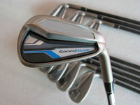 Wholesale Speedblade Golf Irons PAS with Dynamic Steel shaft High quality golf clubs