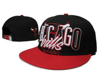 Wholesale Chicago Bull Snapback Caps Adjustable Basketball Snap Back Hats Black Trukfit Hip Hop Snapbacks High Quality Players Sports Caps Party Wear