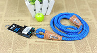 Wholesale 10PCS Pet Products Dog Supplies Dog Rope Lead Pet Leash Good Quality Hot Sale