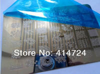 Wholesale NEW Arrival Design Series XL Medium Size different Konad Stamp Stamping Image Plate