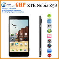 Wholesale ZTE Nubia Z5s android phones inch FHD x1080 Snapdragon Quad Core GHz GB RAM MP Camera