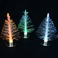 Wholesale Christmas tree fiber optic Large christmas tree Christmas gift decoration supplies props