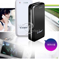 Wholesale Power bank Cager B09 External Battery mAh Portable Charger Source for Various Mobile Phone Digital Products