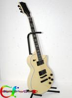 abalone mosaic - Newest Cream Custom Electric Guitar Abalone shell Mosaic High Quality guitar
