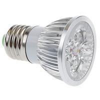 Wholesale 4W LED Spotlight Bulb E27 LED Light Cup Down Ceiling Light Cup