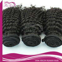 Wholesale Cheap afro kinky curl human hair weave Grade A full cuticle intact virgin mongolian kinky curly hair