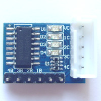 Wholesale MINI ULN2003 five DIP four DIP stepper motor driver module driver board XH P Interface