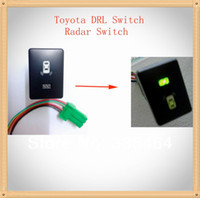 Wholesale Toyota camry corolla prius New Reiz Day Time Running Light Switch Radar Switch