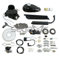 Wholesale Brand New US Ship Stroke cc Gas Engine Motor Kit for Motorized Bicycle BIKE G2 BLACK
