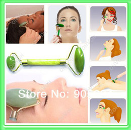 Wholesale Hot Selling Fashion Face Neck Jade Roller Massager Slimming Tool Facial Eye Feet Body Head Relax Massage Beauty Health Tools