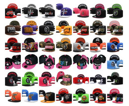 Wholesale ALL TRUKFIT Snapback Caps Men s fashion plain snapback hats trukfit snapback caps buy Cheap Trukfit Snapback from Best Store