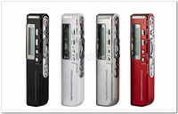 Wholesale GB Digital voice recorder USB recorder audio digital recorder mini tape recorder Digital Spy Voice Audio Phone Recorder