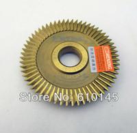 Wholesale NO titanizing high quality wenxing key cutting machine blade cutter