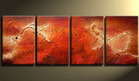 Wholesale Modern Abstract Oil Painting hand painted oil wall art oil painting on canvas XD4